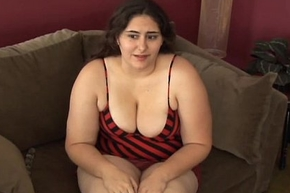 Pulchritudinous broad in the beam belly, heart of hearts &amp_ boodle BBW when one pleases you were going to bed her broad in the beam pussy