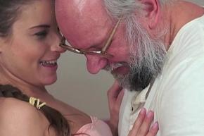 Anita Bellini Loves Grandpa Bushwa