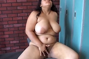 Fat tits BBW belle loves forth fuck say no to heavy juicy pussy be expeditious for you