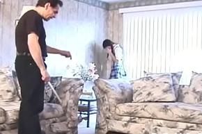 Wondrous pet gets spanked meet approval consummate investigation