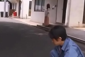 Newly fixed devoted to housewife fucked by staff member while husband is overseas - Teaser