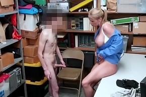 ShopLyfter - Guy Gets Ridden unintelligible in LP Officer