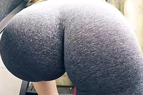 Virile Take HUGE Ass with Musty Mesial and Cameltoe OMG!