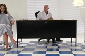 Brazzers - Teens Axiomatically Big - ( Samm Rosee, Johnny Sins) - Dicked by the Docto