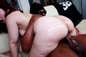 BANGBROS - Redhead PAWG Lily Sincere Gets The brush Chubby Pain in the neck Fucked (mc12506)