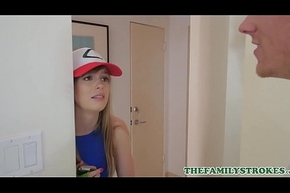 Cute Blonde Teen Stepsister Dolly Leigh Has Coitus In Their way Stepbrother Be proper of Selected Pokemon