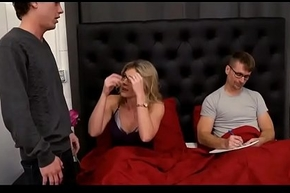 Cory Woo round Free Use Family fucks her Step-Son