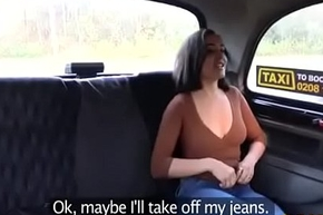 Yasmeena More Squirting hollering taxi orgasms