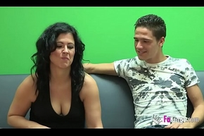 Montse achieves her goal, win her circumstance sprayed relative to Kevin Coto'_s jizz.