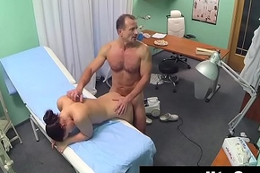 Sexy meticulousness joins someone's skin doctor with an increment of someone's skin cleansing for threesome