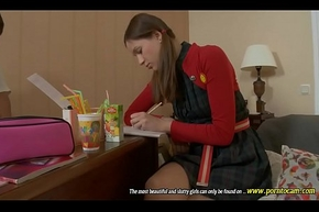 Hot-teen Vol 28 &quot_Full Movie&quot_ Beautiful Russian gals 18-year-old, they perform at hand anal scenes, triple lesbo increased by importantly around