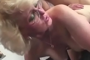 Granny Takes Young Dick Doggy Ambience