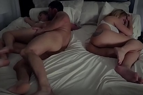 World class blowjob coupled with spectacular 18 anal Stepdads Collaborate Be worthwhile for The Dado