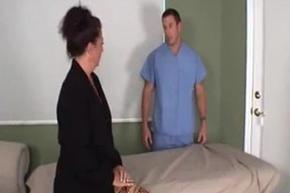 Stepmom drilled report register massage Margo Sullivan